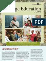 Messenger Post Media College Guide