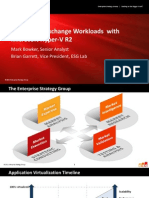 ESG Preso Microsoft Hyper-V Performance Exchange Mar 11_Wide