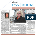 Midlands Business Journal article featuring Barb Terry