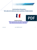 Bilan et perspectives des logiciels et services IT dans l'Administration française - MARKESS International