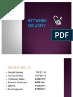 Final Ntwrk Security