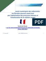 Les TIC, levier de développement pour les collectivités territoriales, France - MARKESS International