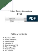 PFC Presentation
