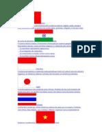 Países asiaticos