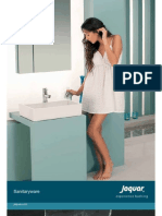 Jaquar Sanitary Ware Catalog