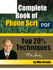 36546096 the Complete Book of Phone Scripts