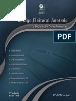 Codigo Eleitoral Anotado 9 Edicao