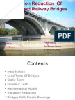 Vibration Reduction of High Speed Railway Bridges