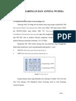 Sistem Jaringan Dan Antena WCDMA
