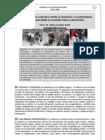 76.  VIOLENCIA, ADOLESCENTES Y ESCUELAS