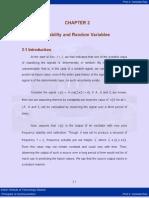 Probability and Random Variables