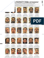 Most Wanted Property Crime Offenders Feb. 2012