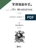 Nitheroy - Revista Brasiliense - t. 1, 01