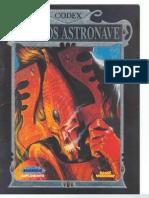 Codex Mundos Astronave