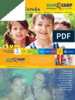Catálogo Enfocamp 2013