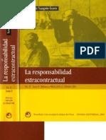 La Responsabilidad Extra Contractual Tomo II