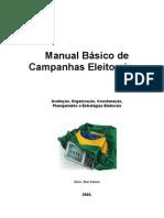 Manual de Campanha Eleitoral 2009