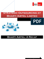 Strategic Outsourcing at Bharti Airtel Limited (1)