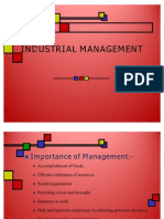 Unit-1 (Industrial Management))