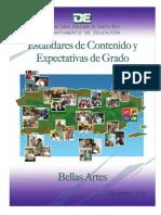 Estándares y Expectativas Bellas Artes pdf final