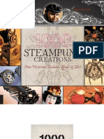 1 000 Steampunk Creations Neo Victorian Fashion Gear and Art