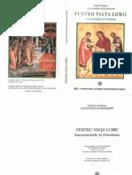 (Alexander Schmemann Pentru Viata Lumii. Sacramentele Si Ortodoxia