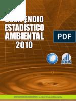 Compendio Estadistico Ambiental 2010, Guatemala