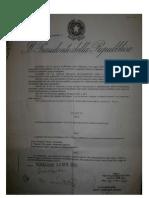 D.P.R. 24 Gennaio 2012 - Scioglimento Comune Di Briatico Per Infiltrazioni Mafiose