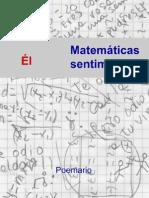 Matemáticas Sentimental