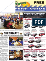 West Shore Shoppers' Guide, February 19, 2012