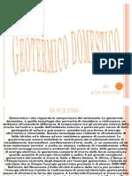 Geotermico domestico