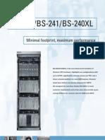 BS240 Brochure