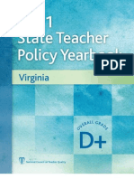 2011 State Teacher Policy Yearbook
