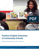 Positive Student Outcomes in Community Schools