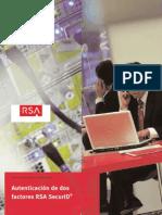 Factores RSA SecurID