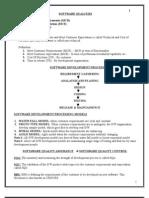 Test Factor Test Technique Matrix
