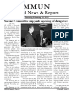 MMUN World News and Report Issue 2