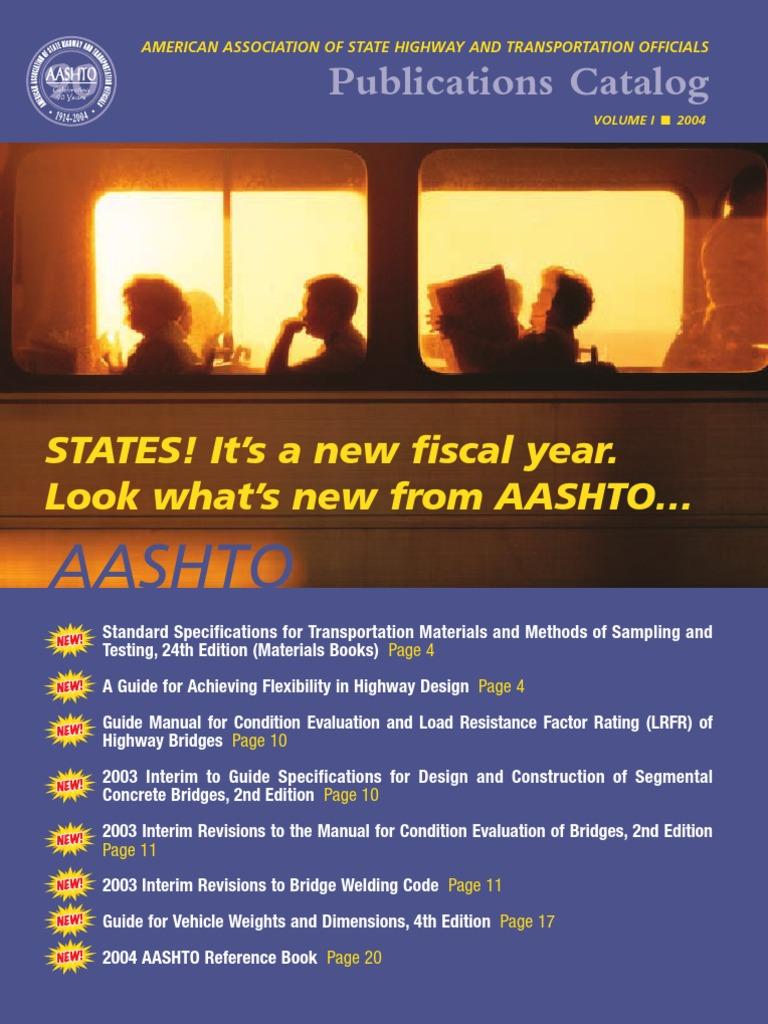 AASHTO GDPS-4 PDF