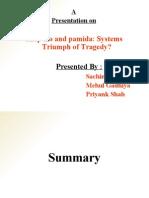 Case on Management information system