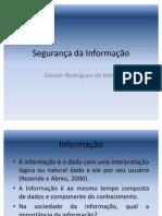 01-Conceitos Segurança Informação