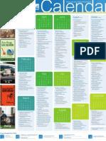 2012 Public Service Events Calendar