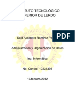Resumen Archivos Secuenciales