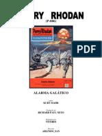P-005 - Alarma Galático - Kurt Mahr