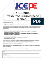 Alemão - TPIC (PE)