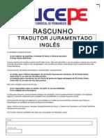 Inglês - TPIC (PE)