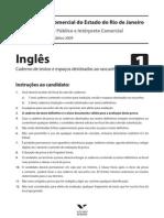 Inglês - TPIC (RJ)