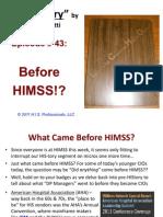 43 HIMSS