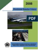 Pedoman Penilaian Bandara