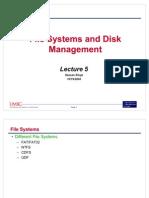 FileProcessing&Disk