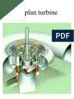Kaplan Turbines